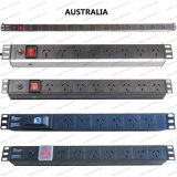 19 Inch Australia Type Universal Socket Network Cabinet and Rack PDU
