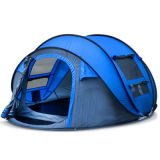 3person Durable Portable User-Friendly Pop up Foldable Camping Tent