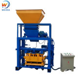 Safe Trading Small Manual Concrete Cement Fly Ash Stone Block Making Machine Price Ghana with Competitive Price