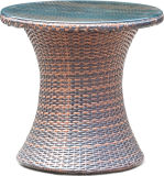 Rattan Coffee Table with 2 Outdoor Chairs Furniture