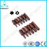 T3 T4 T5 T6 T7 Magnetic Torx Screwdriver Bits