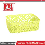 Wholesales Household Wash Basin Kitchen Basket Plastic Injection Mould