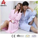 Wholesale Price Hotel 100% Cotton Waffle Bathrobe