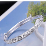 All Over The Sky Star Silver Bracelets, 999 Silver Bracelet for Women