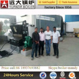 Dzl6-1.6-Aii 6ton 1.6MPa 16bar Low Fuel Cost Easy Operate Coal Fired Steam Boiler for Industrial Production