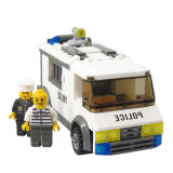 1486732-Police Building Blocks Sets Police & Prisoner Bricks Christmas Gift Educational Cars Toys
