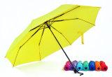High Quality Wholesale Promotional Cheap Custom Logo Print 3 Folding Umbrella