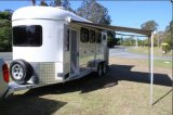 Custom 3hal Horse Trailer, Australian Standards