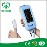 My-C001 Portable and Handheld Easy Operate Patient Monitor with Battery