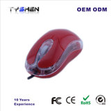 Free Sample Mouse of 3D USB Wired Optical Mouse