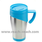 Car Mug, Auto Mug, Stainless Steel Travel Mug (R-2289)