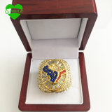 Wholesale Price Houston Texans Sport Rings Football Team Championship Rings Size 10 and 11