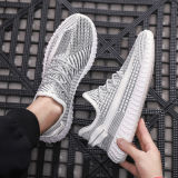 New Men Fly Knit Running Shoe Runner Sneakers Workout Jogging Gym Sport Shoes