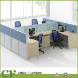 2017 Aluminum Modern Office Furniture Call Center Partition