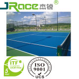 Tennis Court Silicon Polyurethane Floor Coating Sport Surface