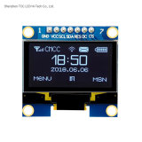 1.3 Inch White Blue Color 128X64 Iic I2c/Spi LCD Screen OLED Display