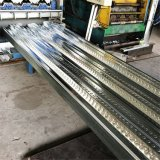 0.16mm-0.8mm Thickness Z275g Galvanized Cold Rolled Color Coated Corrugated Steel Deck for Warehouse Floor Deck