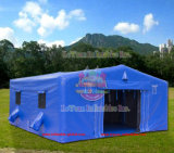 Once Inflated Waterproof Inflatable Army Military Tent Factory