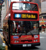 Single Line Dual-Color LED Bus Route Stops Sign