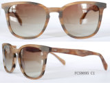 Low MOQ Fast Shipping Customized Log Sunglasses