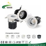 CREE COB CRI90 5W High Quality LED Spotlight &Wall Washer Light