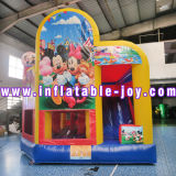 4*3m Customize We Inflatable Jumping House, Inflatable Bouncer for Kids, Factory Price Inflatable Bounce Castle