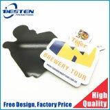 Cheap Customized Souvenir Printed Paper Fridge Magnet Wholesale