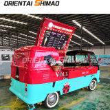 Electric Hot Dog VW Truck Food Cart