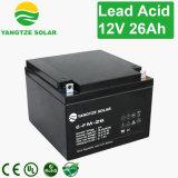 Yangtze 12V 26ah Gel Battery 12V Power Supply with Battery Backup