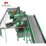 Technical Advanced Tire Recycling System to Make Rubber Granules