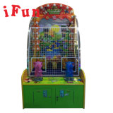 Coin Operated Water Shooting Ticket Redemption Game Machine Prize Machine for Children