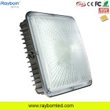 Recessed Pendant 100W 80W LED Canopy Light for Gas Station Lighting