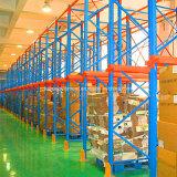 Heavy Duty Warehouse Drive in Shelf with Pallet