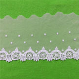 Cotton Water Solubale Home Textile Lace (C07)