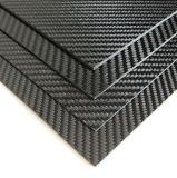 100% 3K Carbon Fiber Sheet Knfie Handle Material