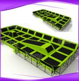 CE Approved Large Indoor Trampoline Arena