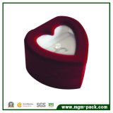 Heart Shaped Packing Plastic Jewelry Box