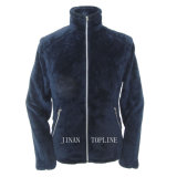 Ladies Fashion Fake/Faux Fur Thermal Leisure Jacket