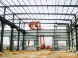 Steel Frame Workshop Building (SS-558)