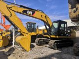 20ton Used/Second Hand/Japanese Cheap/Cat 320d/320c/325c/330c Crawler Excavator/Construction Machines/Jcb/Diggers/Used Excavators for Sale