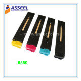 6550 Color Toner Cartridge 6550 for Xerox 6550