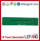 Double-Sided Immersion Tin Fr4 LED Light PCB Circuit Board