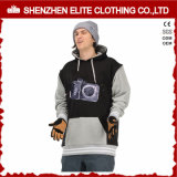 Small Order Advertising Printed Custom Hoodie Sweatshirts Design (ELTHSJ-984)