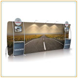 Trade Show Portable Booth Display with Double LCD Display Sets