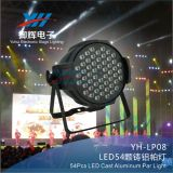 54*3W RGB 3 in 1 Mixing Stage Effect DJ Disco Party PAR Can LED Lights
