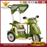 Plastic 3 Wheel Unfodable Kid Baby Tricycle New Models
