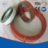 Rubber Seal Ring Covered Steel Case Spring Loaded Oil Seal