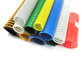 Flexible Plastic Reinforced PVC Helix Suction Discharge Spiral Tube Pipe Conduit Line Hose with Corrugated or Flat Surface