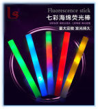 Wholesale Promotional Glow, LED Foam Stick for Party, Concert, Wedding