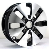 Hyper Blace Face Car Alloy Aluminum Alloy Wheel for All Cars